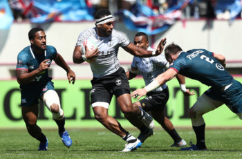 Get into the spirit at the Cape Town Rugby Sevens