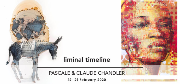 Liminal Timeline by Pascale & Claude Chandler