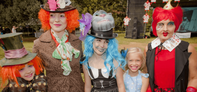 The Mad Hatter's Picnic by Picnics in the Park