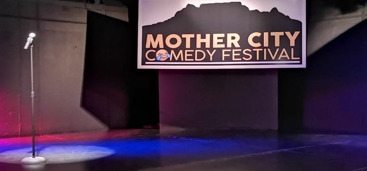 The Mother City Comedy Festival is back – bigger and better!