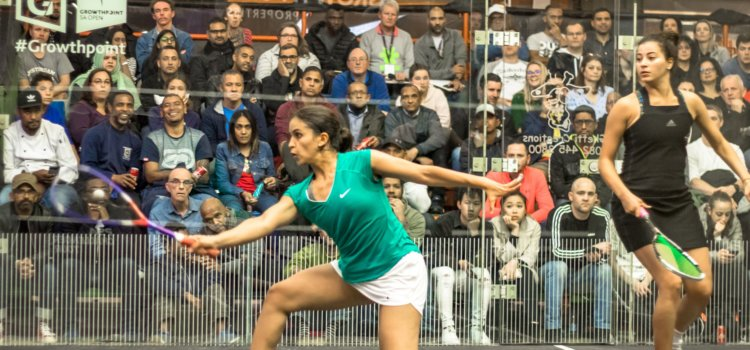 Growthpoint SA Open of Squash