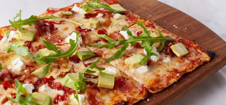 Worth Waiting For: The President Hotel's FAB pizza
