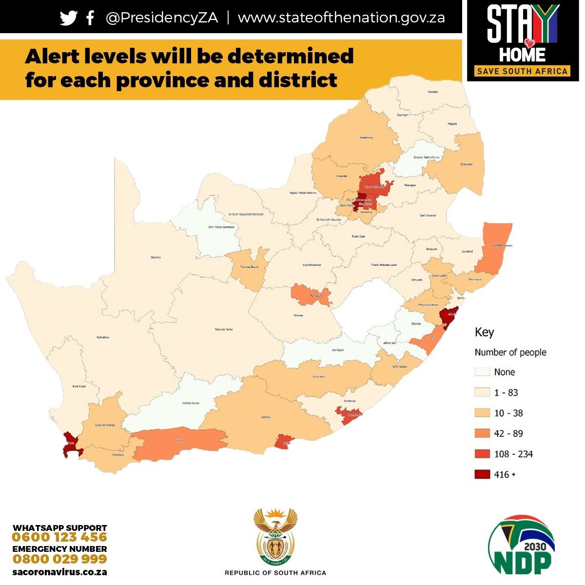South Africa S Lockdown Alert Levels Explained Cape Town Travel