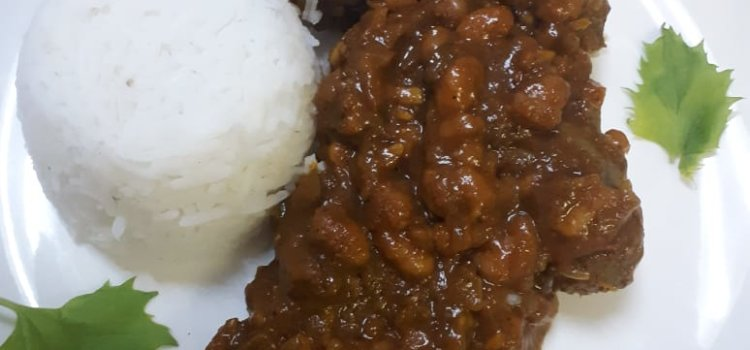Worth Waiting For: Quarter Kitchen's Boerewors & Bean Curry