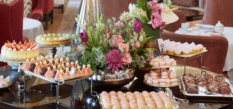 Mount Nelson's Afternoon Tea in your Living Room