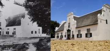 Groot Constantia: A testimony to survival