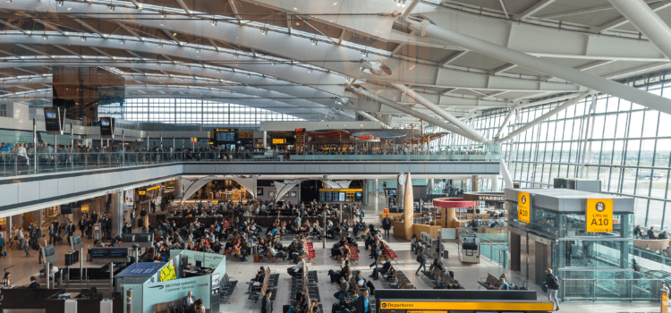 Global Travel Protocol: Airports