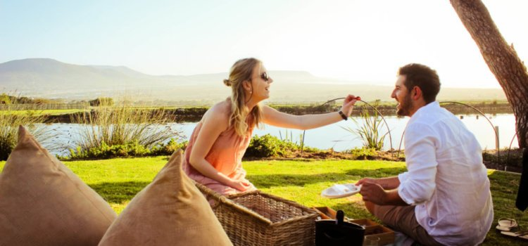 Enjoy a relaxing afternoon picnic at Cape Point Vineyards