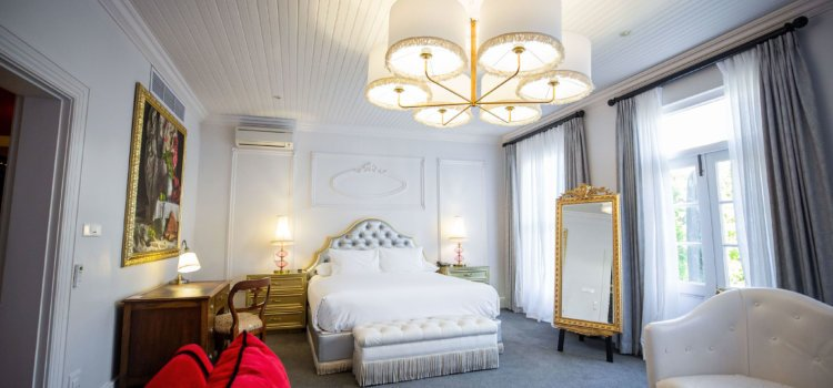 Photos: A look inside Cape Town's luxury hotels