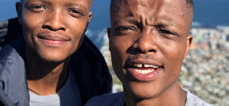 The Adventurers: Cape Town Twins