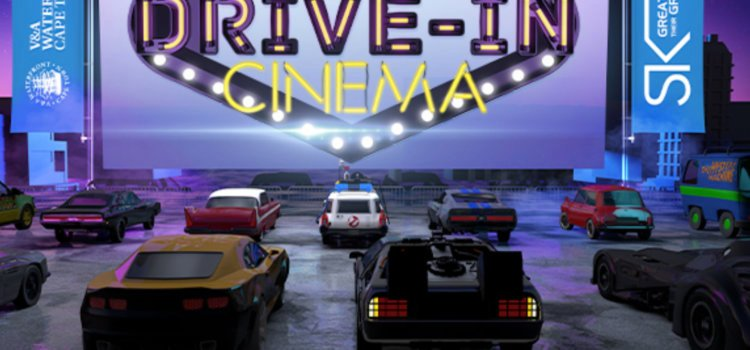 V&A Waterfront and Ster Kinekor launch a Drive-In Experience