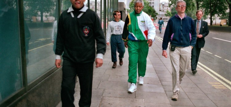 The Nelson Mandela Remembrance Walk and Run