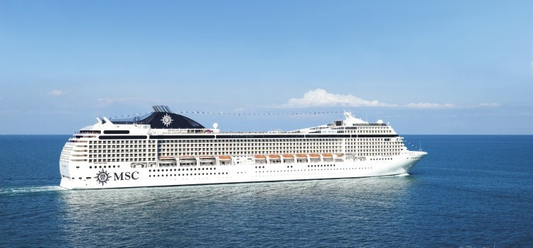 MSC cancels all cruises to Cape Town