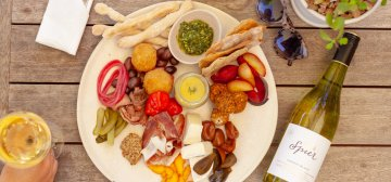 Tuck into these delicious deals at Spier Hotel