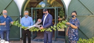 Groot Constantia launches unique gift shop