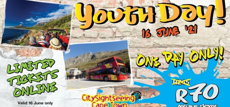 City Sightseeing Youth Day special