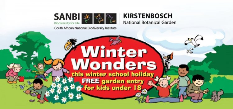 Kirstenbosch: Free entry for kids during the school holidays